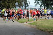 Repechy 22K Run z Prostějova do Repech
