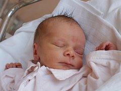 Nicolas Sadílek, Slatinky, narozen 13. září, 49 cm, 2650 g