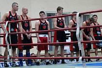 Prostějovští boxeři