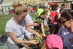 Den Země v centru Prostějova