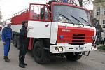 Dobrovolní hasiči prošli prověřovacím cvičením.