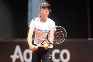 MS do 14 let v tenise. Linda Fruhvirtová