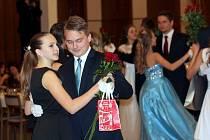 Zakončení tanečních v Tanečním klubu Šárky Milarové a Jiřího Šindlera