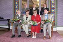 Laureáti Ceny města Prostějova za rok 2010