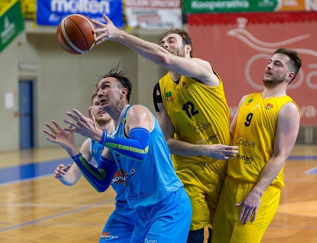 BK Opava vs. BK Olomoucko