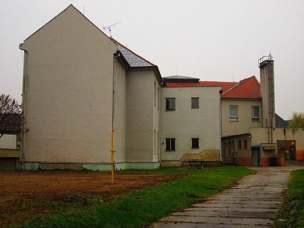 Lidová škola umění vNěmčicích nad Hanou