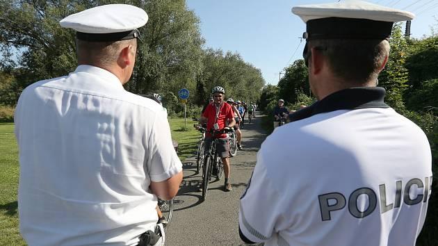 Opilý cyklista musel domů po svých. Navíc mu hrozí pokuta až padesát tisíc