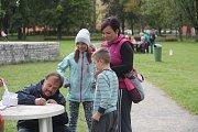 První prostějovská Familiáda v Kolářových sadech