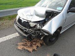 Nehoda u Vranovic-Kelčic