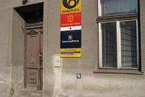 Pošta v Mostkovicích