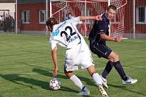 Fotbalistům SK Sigma Olomouc selhala v utkání proti Konici koncovka.