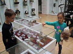 Muzeum. Ilustrační foto
