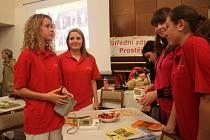 Přehlídka středních škol v Prostějově
