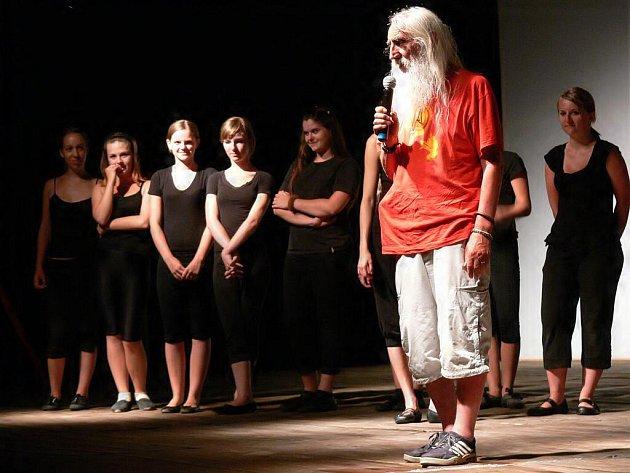 Divadelní workshop na plumlovském zámku. Ilustrační foto