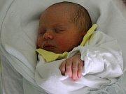 Lucie Valentová, Prostějov, narozena 7. prosince v Prostějově, míra 47 cm, váha 2500 g