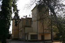 """Budovy """"Staré"""" nemocnice v Prostějově"""
