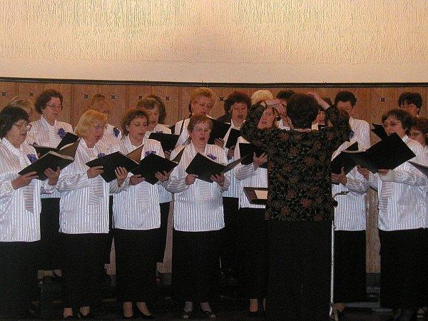Prostějovský pěvecký sboru Vlastimila