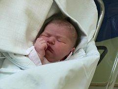 Eleni Tsiroglou, Prostějov, narozen 29. září, 52 cm, 4015 g
