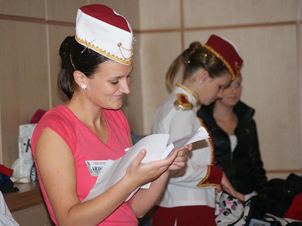 Svatováclavské slavnosti - mažoretky