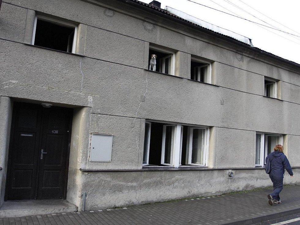 Tulejovi opustili domek v Čechách pod Kosířem, zanechali ho v hrozném stavu