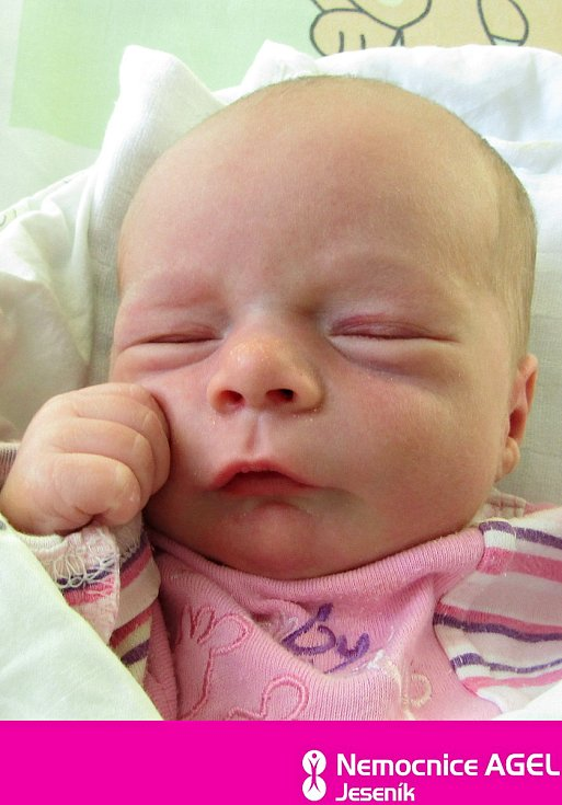 Laura Rattayová, Uhelná, narozena 6. dubna 2021