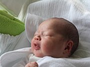 Karolína Ondráčková, Prostějov, narozena 21. září v Prostějově, míra 52 cm, váha 4100 g