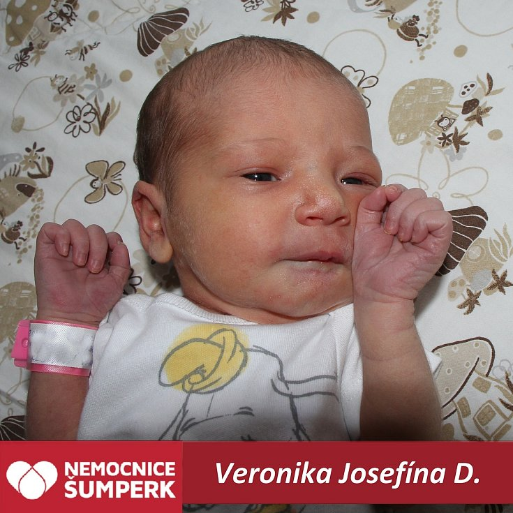 Veronika Josefína D.Hanušovice