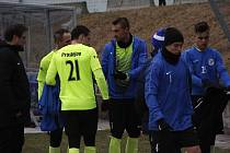 Fotbalisté Prostějova