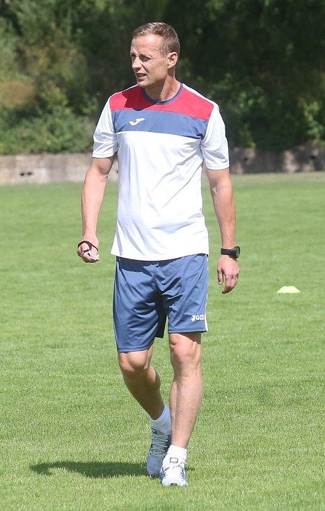 Jiří Jarošík, trenér FK Ústí nad Labem