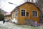 Chátrající rekreační středisko v Oklukách - 28. 12. 2019