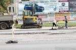 Zahájení výstavby dopravního terminálu na Floriánském náměstí v Prostějově - 8. července 2019