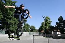 Prostějovský skatepark