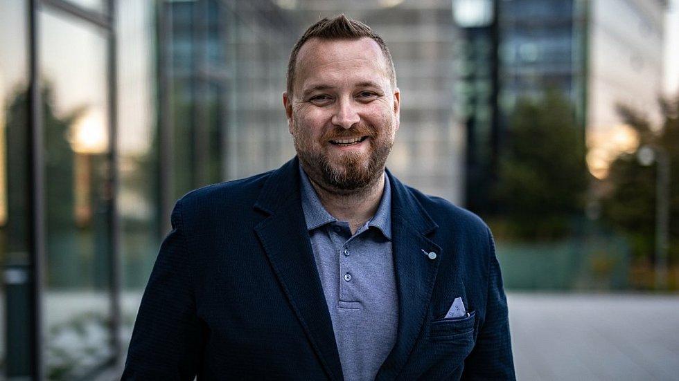 Ondřej Coufalík se svou internetovou platformu www.survio.com prorazil do celého světa.