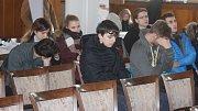 Veletrh práce v Národním domě v Prostějově