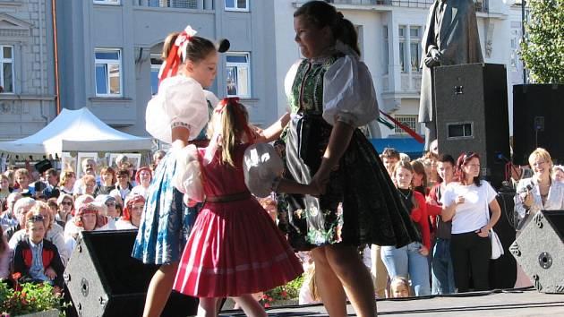 Prostějovské hody přilákaly do města během víkendu tisícovky hostů.