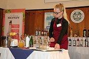 Národní dům Prostějov, soutěž barmanů