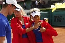 Sestry Linda (vlevo) a Brenda Fruhvirtovy.