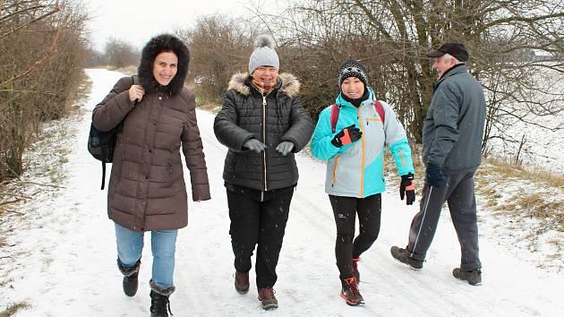 Zimní putování s Čelechovic do Čelechovic 2019