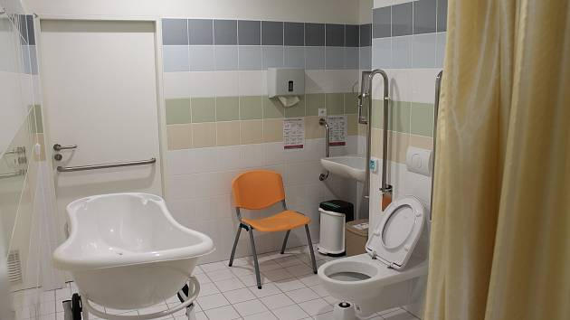 Slavnostní otevření dětského oddělení Nemocnice Prostějov.