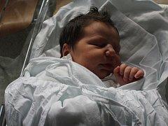 Izabela Trnečková, Prostějov, narozena 2. října, 53 cm, 3750 g
