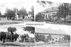 Historický pohled z Koválovic-Osíčan