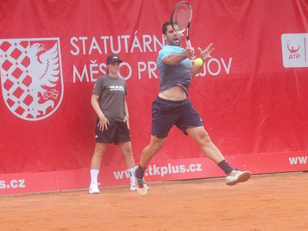 Kvalifikačními zápasy v neděli odstartoval 25. ročník tenisového challengeru Czech open. (Federico Gaio)