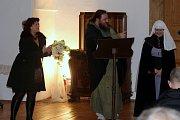 Benefiční koncert na podporu plumlovského zámku.
