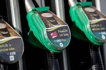 Benzinka. Ilustrační foto