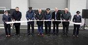 Nová stanice profesionálních hasičů v Konici