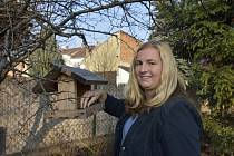 Petra Orálková působí v Ekocentru Iris již osmnáct let