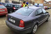 Bude se parkovné platit i na zbořeništi u Kaska?