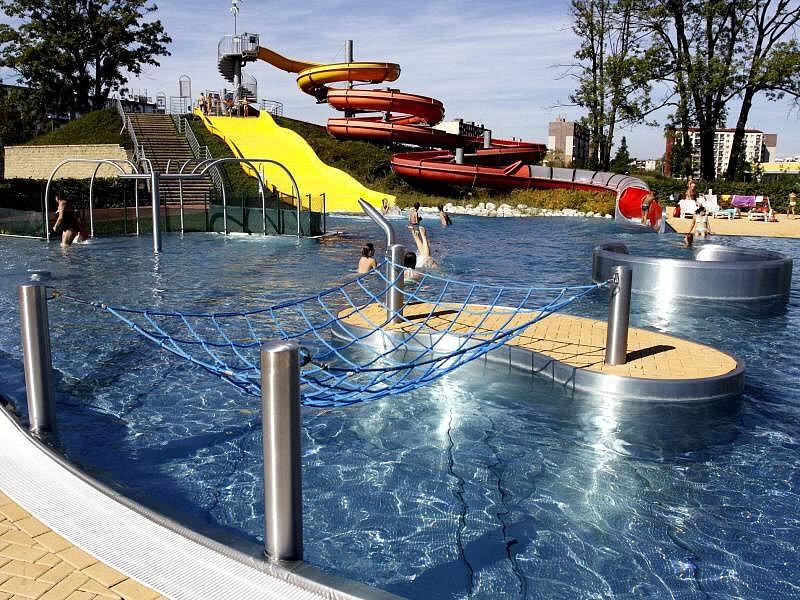 Prostějovský aquapark