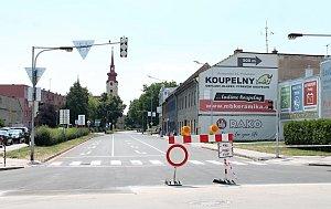 Zákaz vjezdu na Brněnskou ulici strašil řidiče tři a půl měsíce.