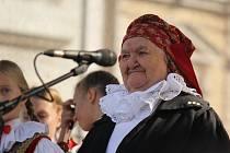 Hanácké slavnosti v Prostějově 2015 - neděle 13. září